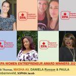 2021 Winner for RPA's Woman Entrepreneur Award
